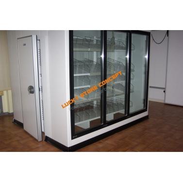 Camera frigorifica benzinarie