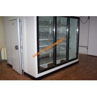 Vitrina frigorifica verticala