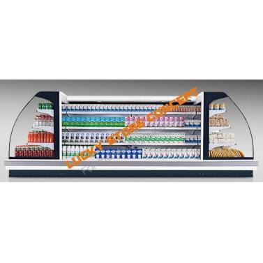 Echipament frigorific hypermarket