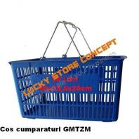Cosuri cumparaturi plastic