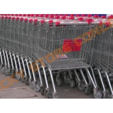 Carucioare Supermarket uzate