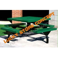 Set mobilier metalic gradina