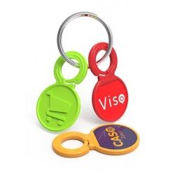 Fise plastic ABS token