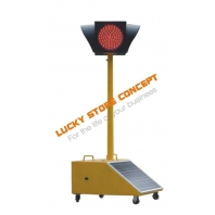 Indicator circulatie solar