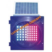Indicator solar avertizare