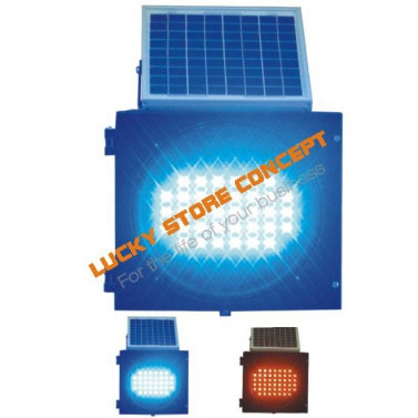 Indicator avertizare solar