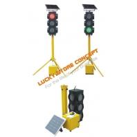 Semafor rutier solar
